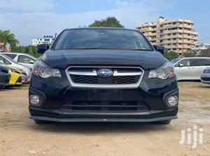 Subaru Impreza 2013 Black   Cars for sale in Mombasa, Mombasa CBD