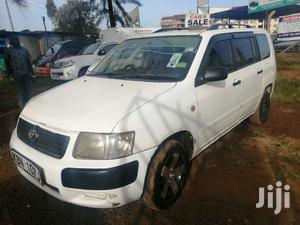Toyota Succeed 2003 White   Cars for sale in Kiambu, Thika
