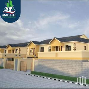 Four Bedroom Maisonette With a Dsq for Sale at Laki Garden   Houses & Apartments For Sale for sale in Kiambu, Thika