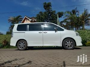 Toyota Voxy 2009 White | Cars for sale in Nairobi, Karen