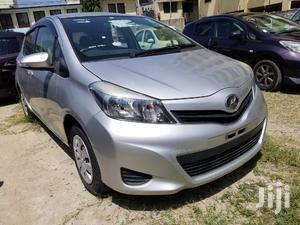 Toyota Vitz 2014 1.0 FWD 5dr Silver   Cars for sale in Mombasa, Mombasa CBD