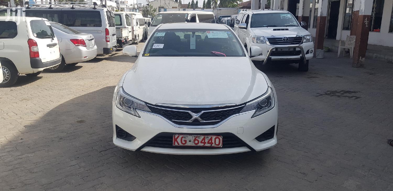 Toyota Mark X 2014 White