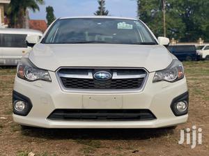 Subaru Impreza 2013 White   Cars for sale in Mombasa, Mombasa CBD