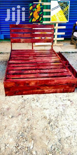 Pallet Bed | Furniture for sale in Nyeri, Dedan Kimanthi