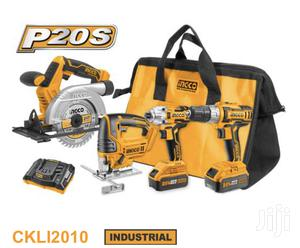 Cordless 4-Pc. Combo Kit 20v 4ah Lithium Ion   Electrical Hand Tools for sale in Nairobi, Nairobi Central