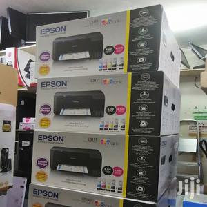 Epson Ecotank L3111 All-In-One Ink Tank Printer   Printers & Scanners for sale in Nairobi, Nairobi Central