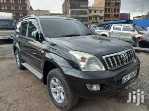 Toyota Land Cruiser Prado 2008 2.7 I 16V Black | Cars for sale in Nairobi, Nairobi Central