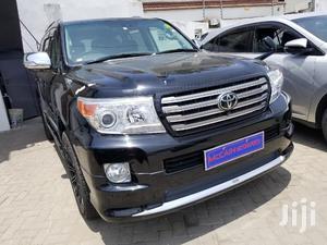 Toyota Land Cruiser 2014 4.6 V8 AX G Selection Black   Cars for sale in Mvita, Majengo