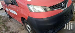 Nissan Nv200 2014 Red For Sale | Buses & Microbuses for sale in Mombasa, Kizingo