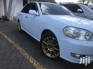 Toyota Mark II 2004 White | Cars for sale in Nairobi, South C