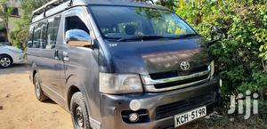 Toyota Hiace Automatic Petrol 2009 Black For Sale | Buses & Microbuses for sale in Mombasa, Kisauni