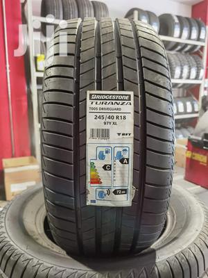 245/40 R18 Bridgestone Turanza Tyre 97Y | Vehicle Parts & Accessories for sale in Nairobi, Nairobi Central