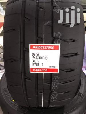 245/40 R18 Bridgestone Tubeless   Vehicle Parts & Accessories for sale in Nairobi, Nairobi Central