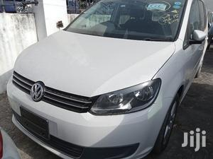 Volkswagen Touran 2012 White | Cars for sale in Mombasa, Ganjoni