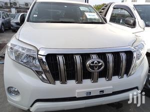 Toyota Land Cruiser Prado 2014 White | Cars for sale in Mombasa, Ganjoni