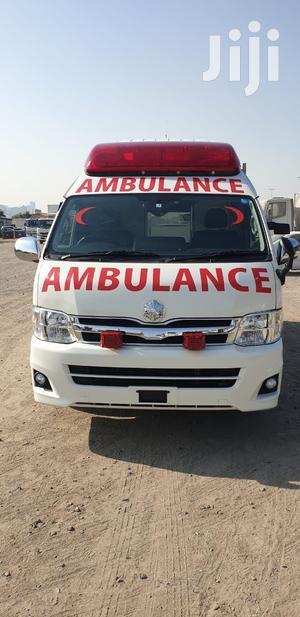 Toyota Hiace Ambulance   Buses & Microbuses for sale in Mombasa, Mombasa CBD