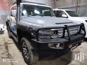 Toyota FJ Cruiser 2014 Silver | Cars for sale in Mombasa, Tudor