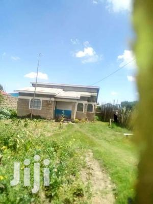 A Plot With a House on Sale at Mtonyora 2bedroom Water Stima   Land & Plots For Sale for sale in Nyandarua, Magumu