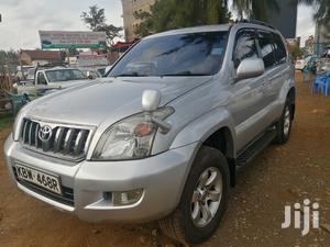 Toyota Land Cruiser Prado 2007 Silver | Cars for sale in Kiambu, Thika