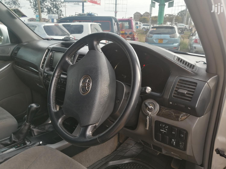 Toyota Land Cruiser Prado 2007 Silver | Cars for sale in Thika, Kiambu, Kenya