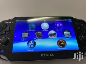 Sony Playstation Vita Black 16gb | Video Game Consoles for sale in Nairobi, Nairobi Central