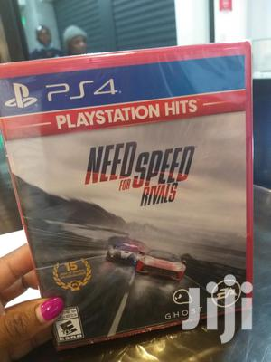Ps4 Need Speed For Rivals | Video Games for sale in Nairobi, Nairobi Central