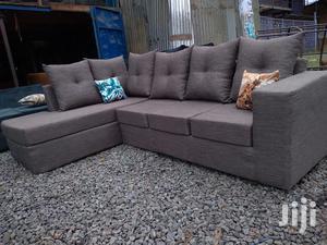 Gray L Shape Sofa   Furniture for sale in Nairobi, Kahawa