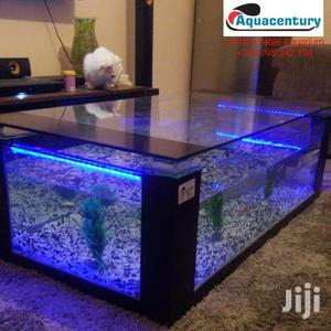 Classy Aquarium Coffee Table   Fish for sale in Nairobi, Kahawa West