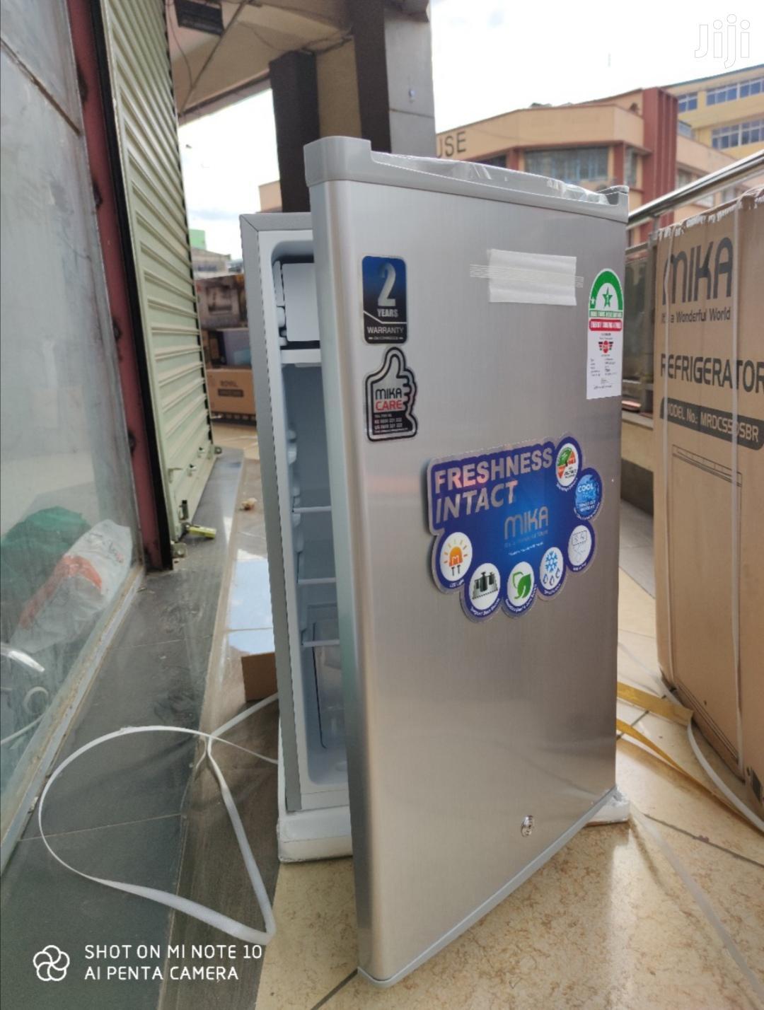 Archive: 90ltrs Mika Single Door Refrigerator