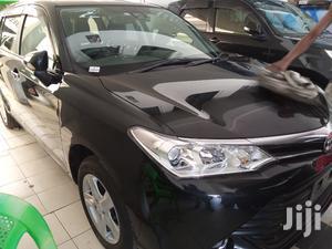Toyota Fielder 2015 Black | Cars for sale in Mombasa, Ganjoni