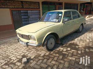 Peugeot 504 1987 Yellow | Cars for sale in Nairobi, Ridgeways