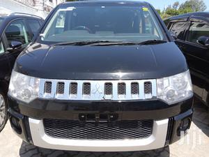 Mitsubishi Delica 2013 Black | Cars for sale in Mombasa, Ganjoni