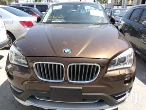 BMW X1 2014 Brown | Cars for sale in Mombasa, Ganjoni