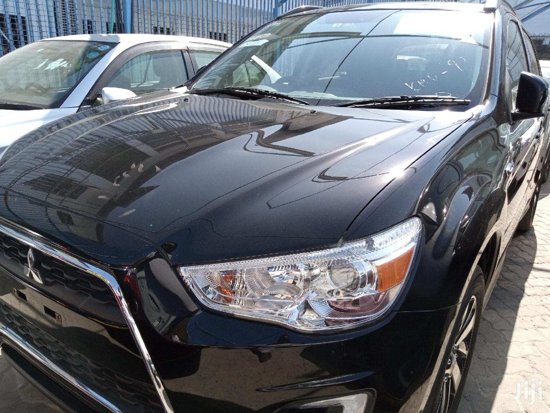Mitsubishi RVR 2014 Black   Cars for sale in Ganjoni, Mombasa, Kenya