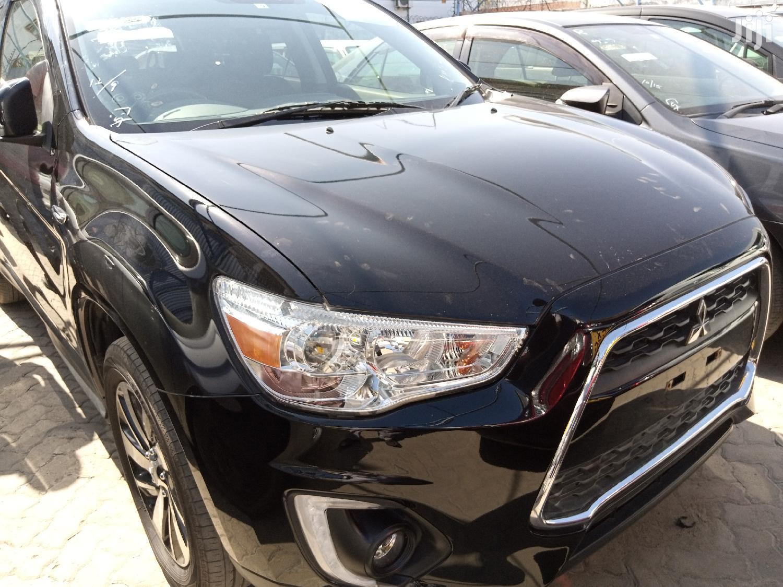 Mitsubishi RVR 2014 Black