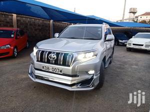 Toyota Land Cruiser Prado 2015 Silver | Cars for sale in Nairobi, Kilimani