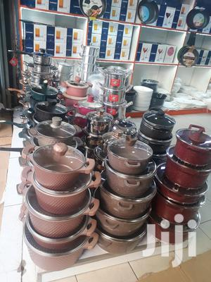 Durable Non Stick Pots Available in Different Brands | Kitchen & Dining for sale in Nairobi, Nairobi Central