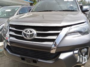 Toyota Fortuner 2013 Gray   Cars for sale in Mombasa, Ganjoni