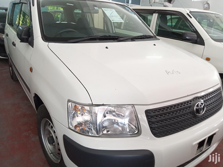 Toyota Succeed 2014 White | Cars for sale in Ganjoni, Mombasa, Kenya