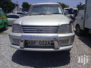 Toyota Land Cruiser Prado 2005 Silver | Cars for sale in Mombasa, Mombasa CBD