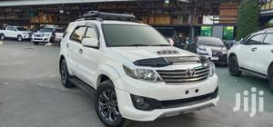 Toyota Fortuner 2014 White   Cars for sale in Mombasa, Mombasa CBD
