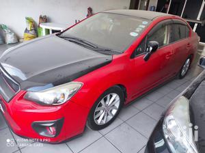 Subaru Impreza 2013 Red   Cars for sale in Mombasa, Mombasa CBD