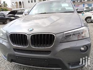 BMW X3 2014 Gray | Cars for sale in Mombasa, Ganjoni