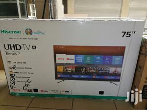 75 Inch Hisense Smart Uhd 4k Led TV | TV & DVD Equipment for sale in Nairobi, Nairobi Central