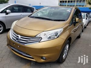 Nissan Note 2014 Gold   Cars for sale in Mvita, Majengo