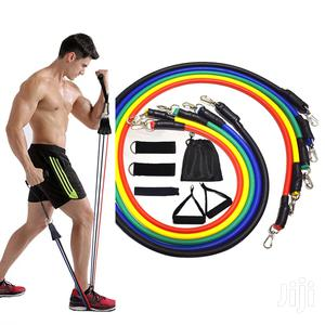 Resistance Bands (11pcs ) | Sports Equipment for sale in Nairobi, Nairobi Central