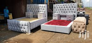 5*6 Contemporary Luxury Beds Elegantly Done High-End Touch   Furniture for sale in Nairobi, Kahawa