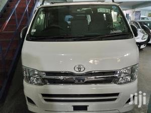 Toyota Hiace 2013 White | Buses & Microbuses for sale in Mombasa, Ganjoni