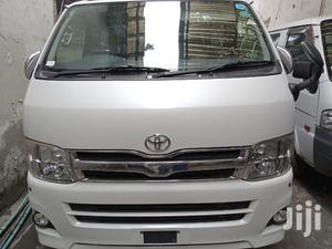 Toyota Hiace Super Gl Grade | Buses & Microbuses for sale in Mombasa, Ganjoni