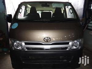 Toyota Hiace Grey in Colour | Buses & Microbuses for sale in Mombasa, Ganjoni